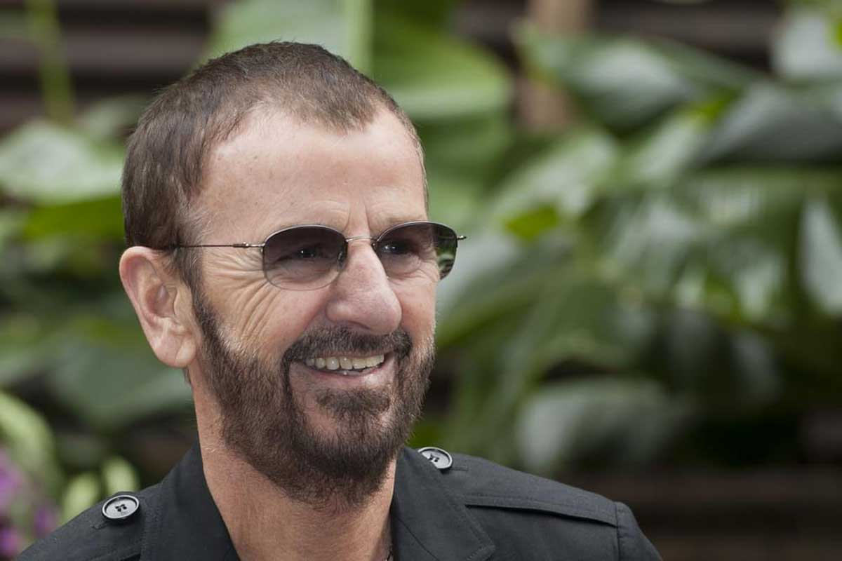 A glance into the personal life of Ringo Starr