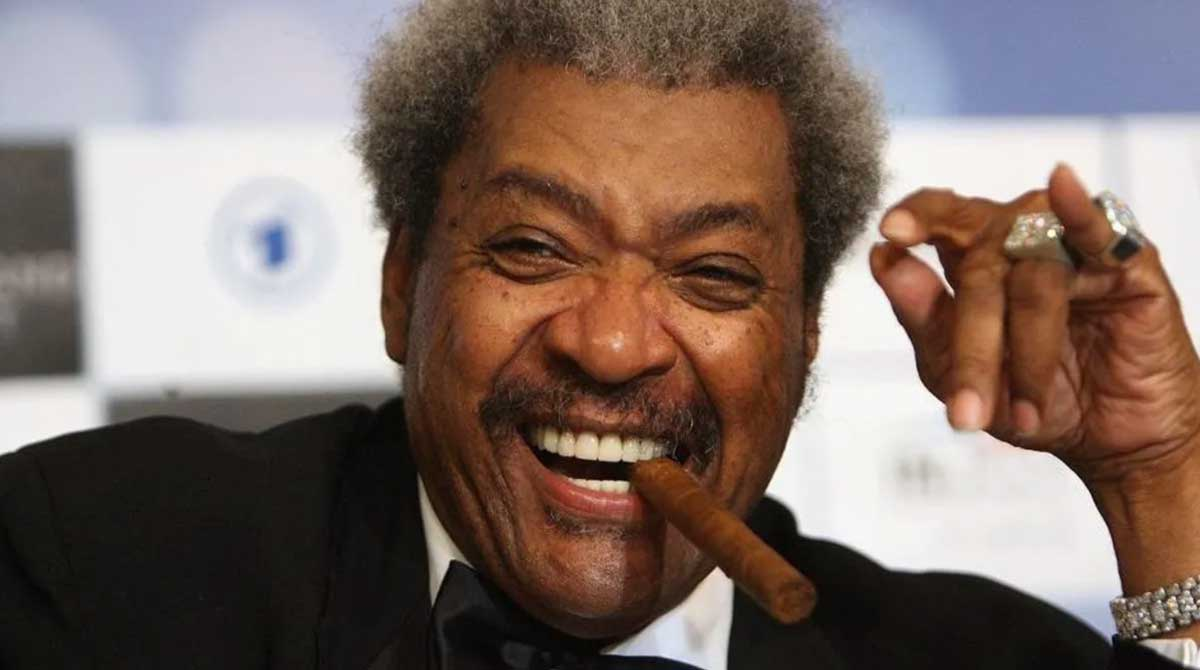 Don King's Total Net Worth