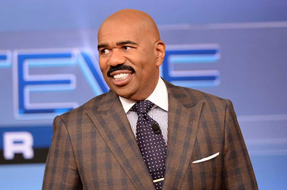 Steve Harvey's Total Net Worth