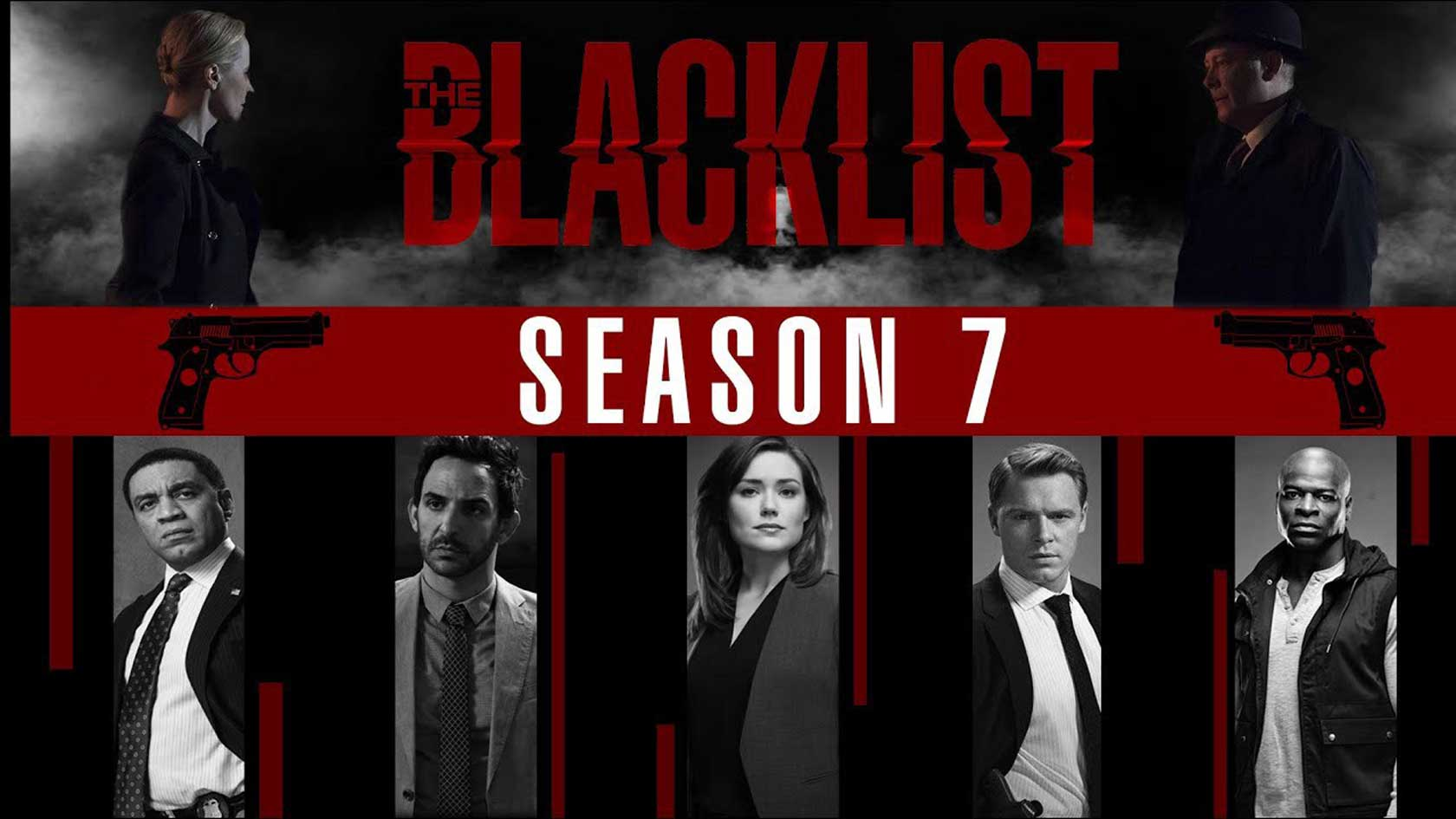 Blacklist Netflix Season 7: All Worth Knowing