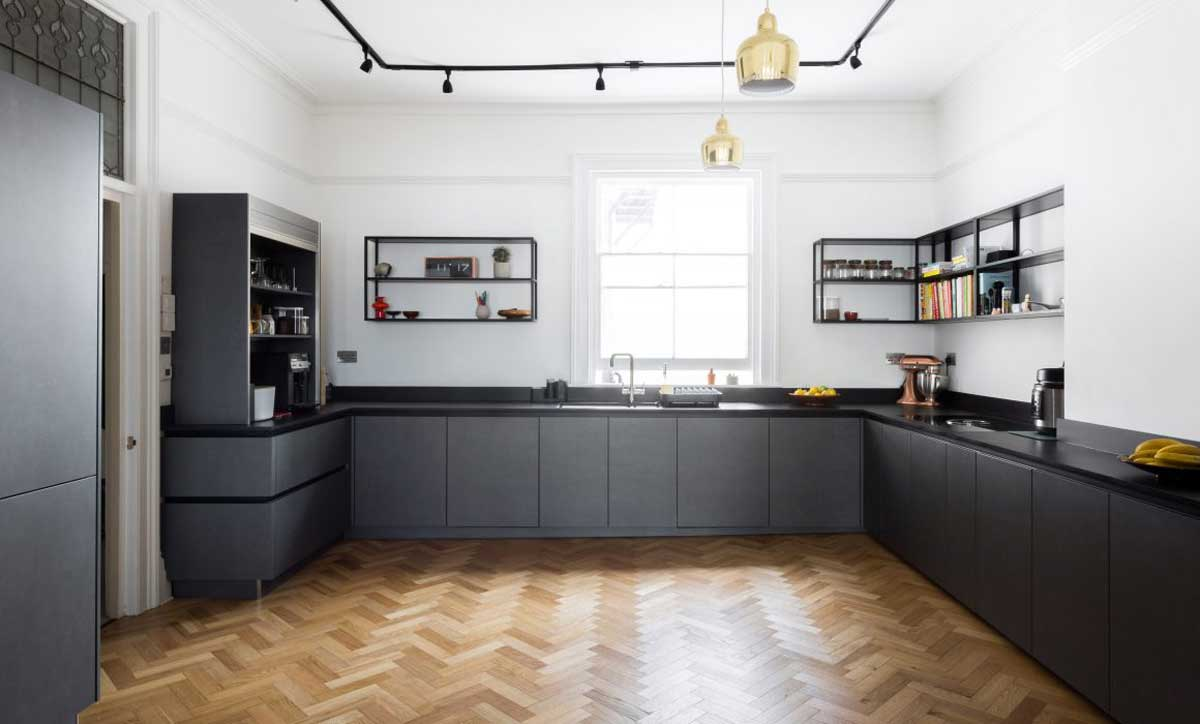 Parquet Flooring For Your Kitchen