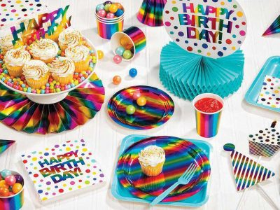 Purchasing Party Supplies in Bulk