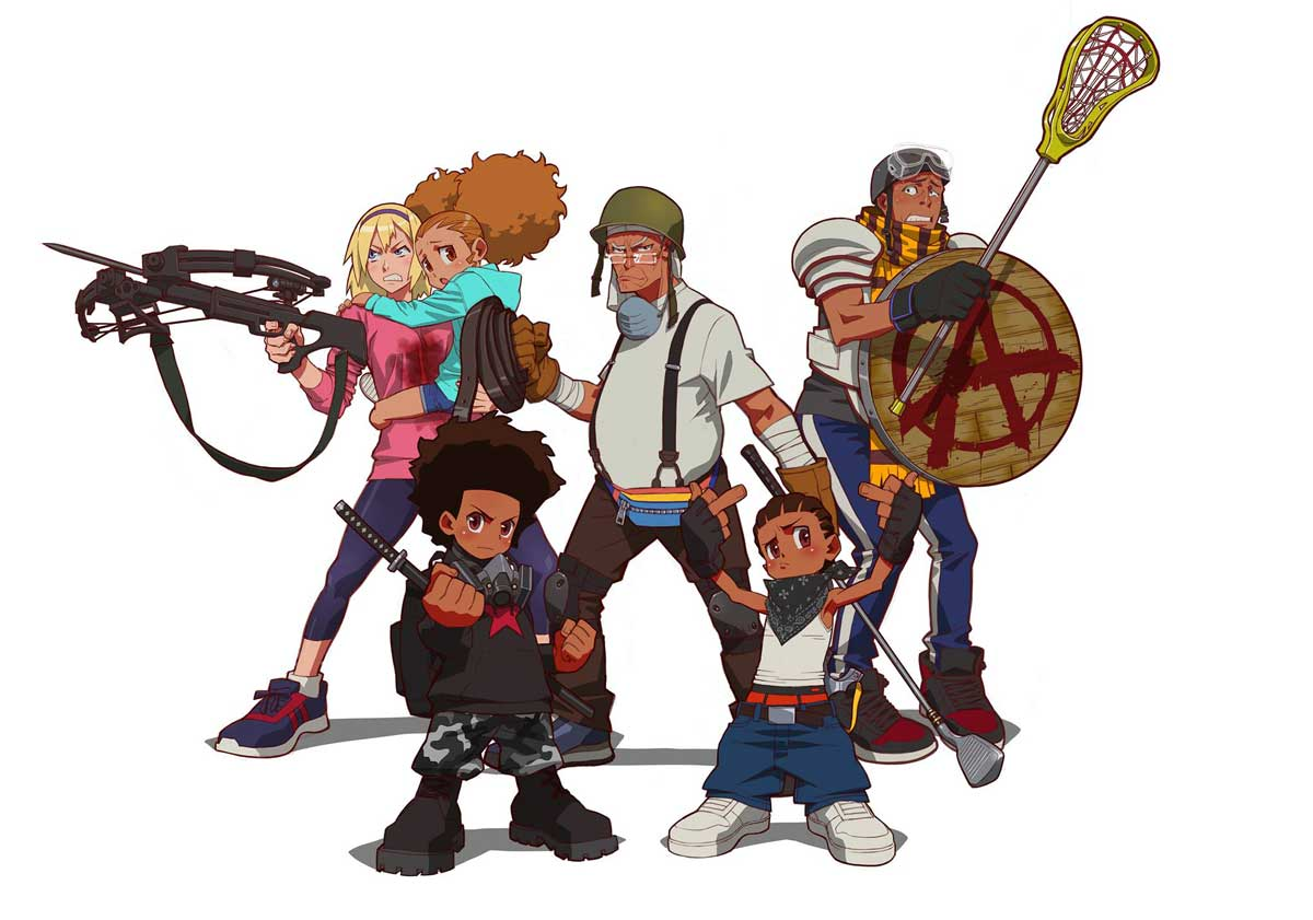 The Boondocks Season 5 Release Date