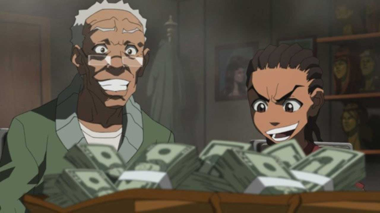 The Boondocks Season 5