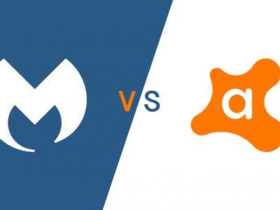 Avast vs Malwarebytes