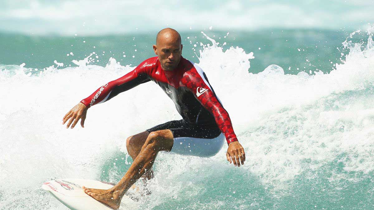 How Much is Kelly Slater Worth