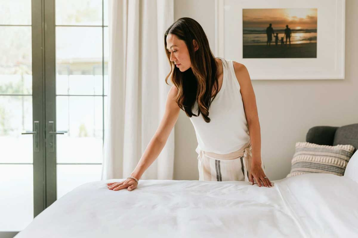 6 Steps to Creating the Perfect Bedroom for Sleep
