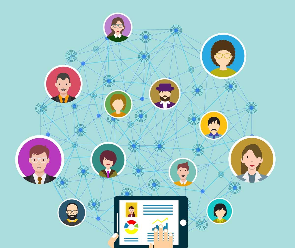 Advantages of Social Media on Society
