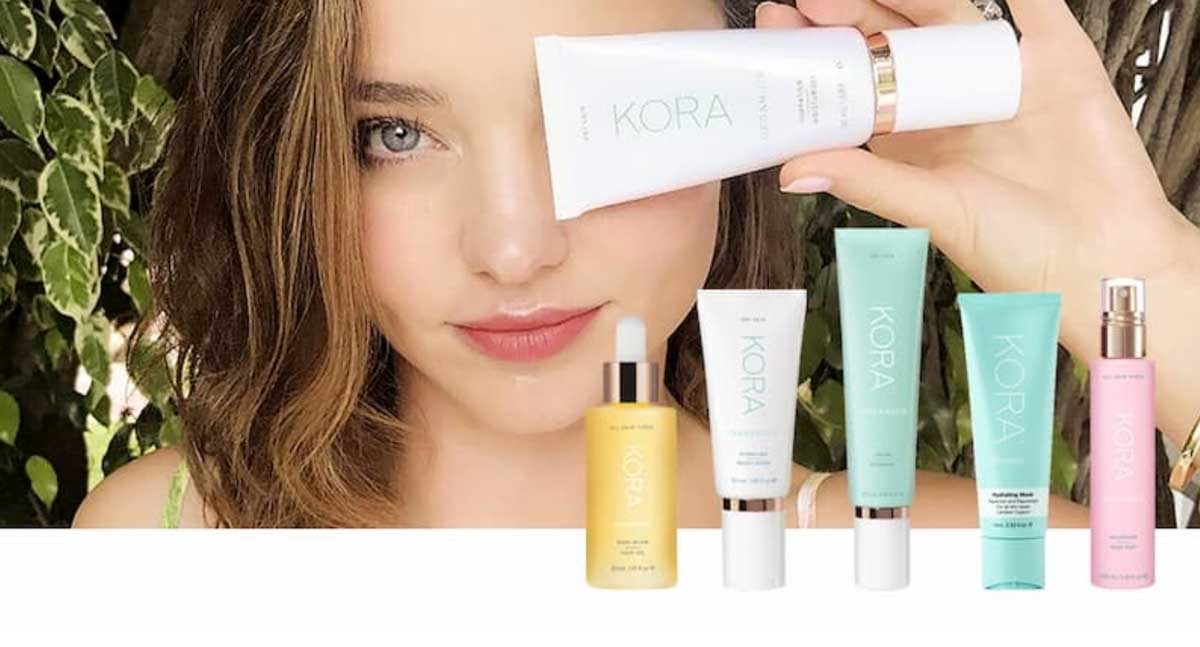 Buy Kora Cosmetics to Detoxify