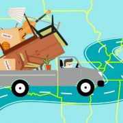Move On a Budget Across The Country
