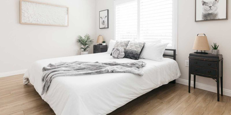 Perfect Bedroom for Sleep
