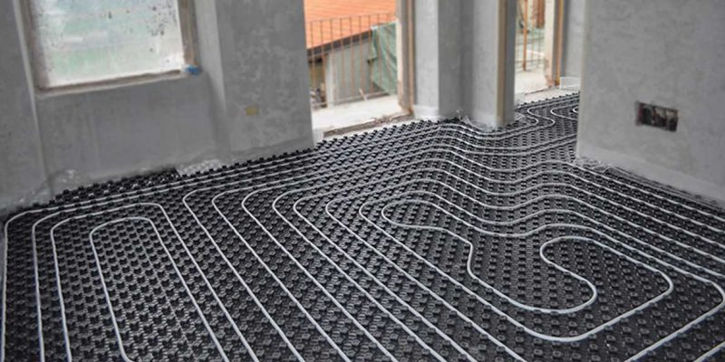 Choosing The Right Flooring for Underfloor Heating
