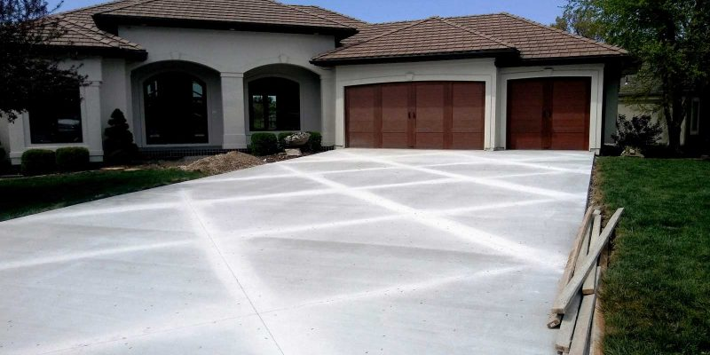 Driveway Stain Free