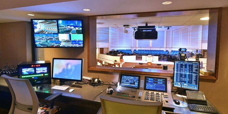 Installing Audiovisual Equipment In Your Offices