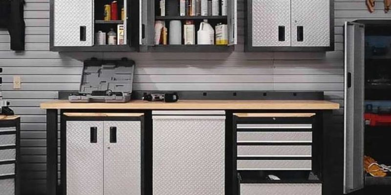 Work Benches In Your Storage Room