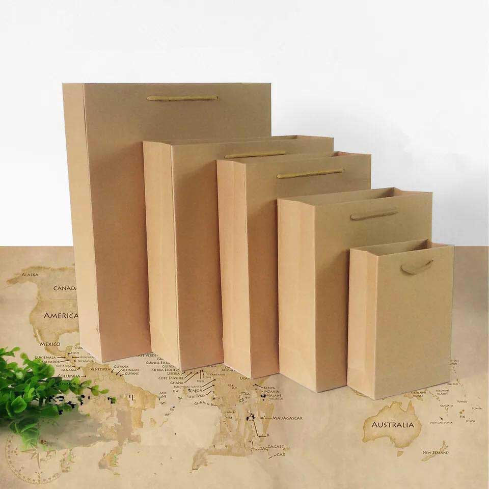 4 Reasons To Go Green With Kraft Paper Bags