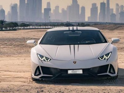 Advancement of Lamborghini from Tractors to Sports Car