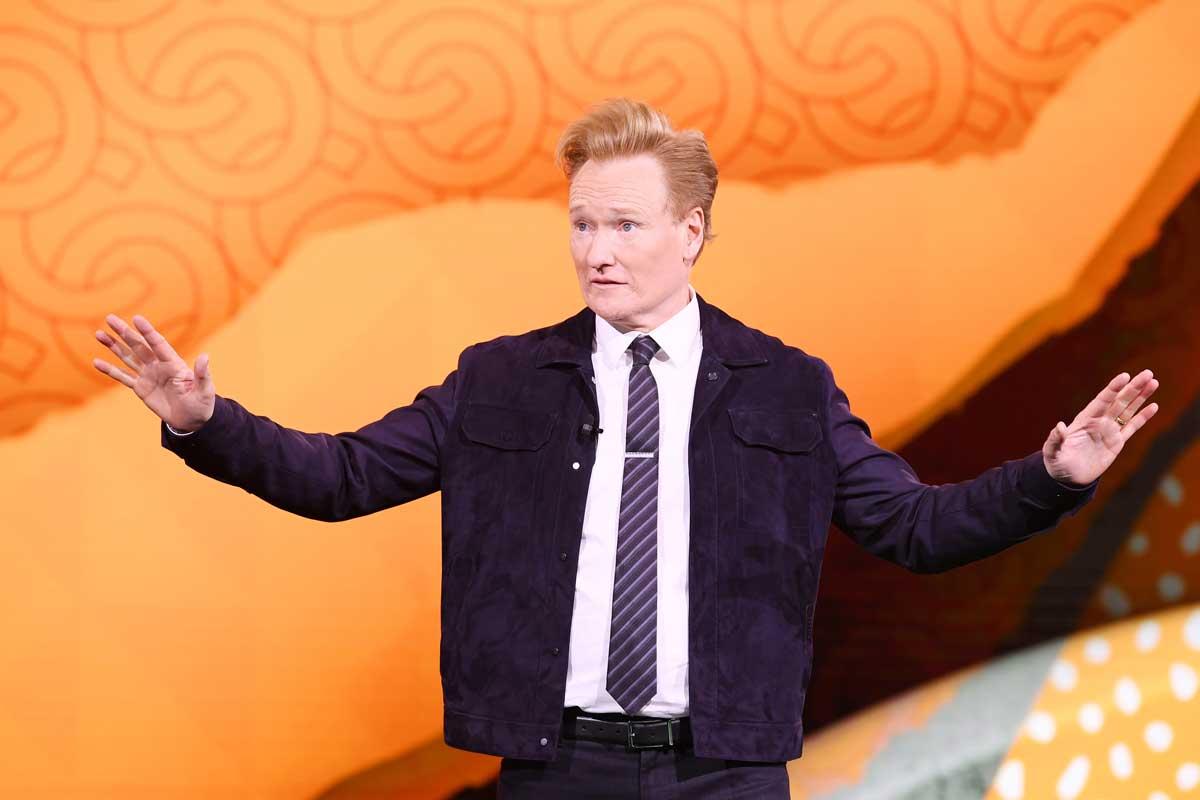 How Much Conan O'Brien Worth