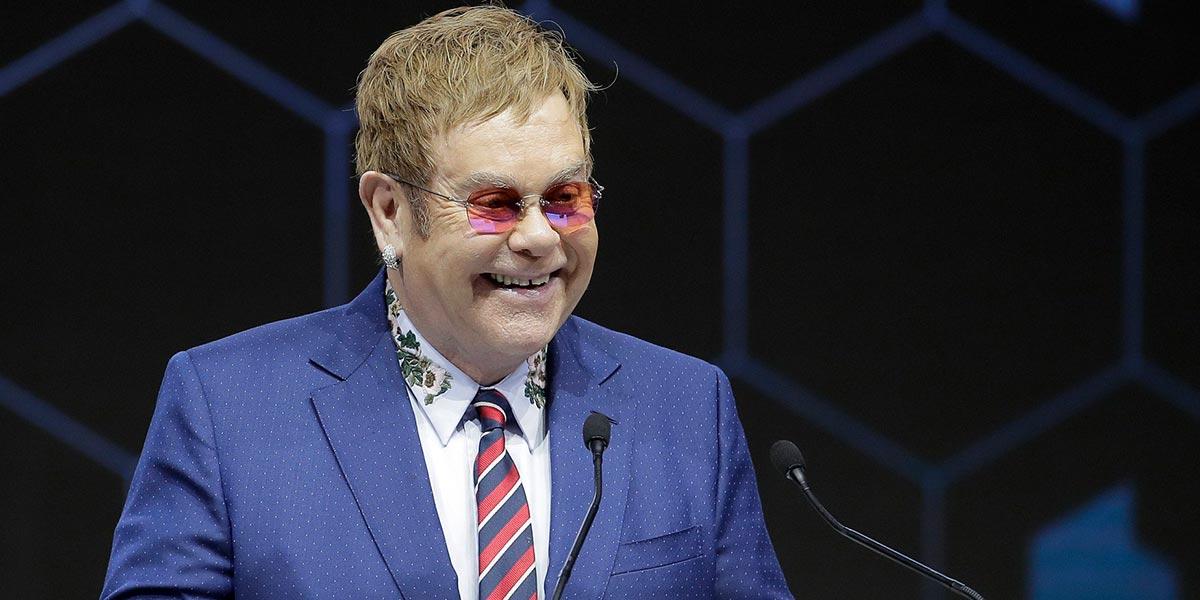 How much Elton John's Net Worth