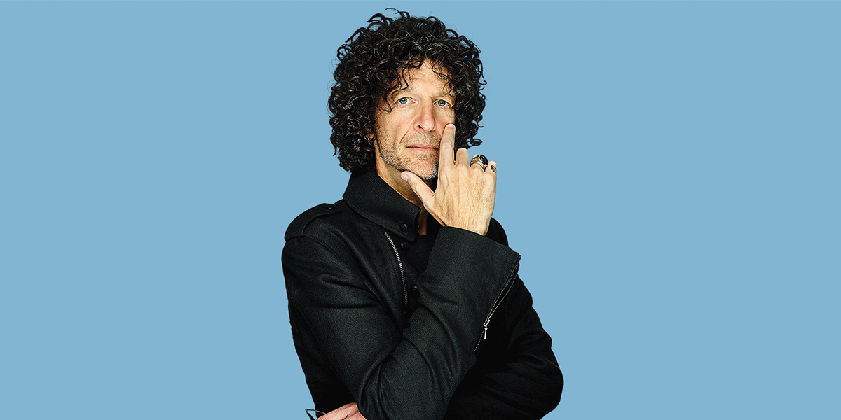 How much Howard Stern's net worth