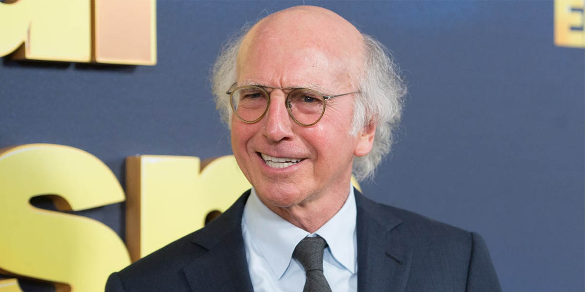 How much Larry David's net worth