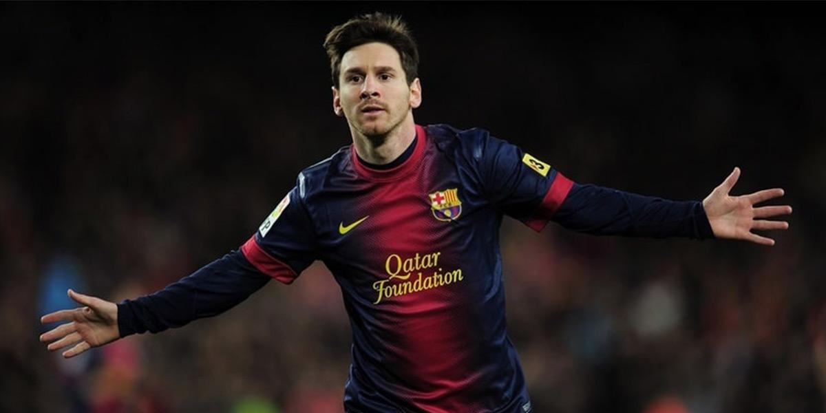 How much Lionel Messi's Net Worth