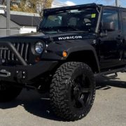 Lift Kits for Your Jeep Wrangler