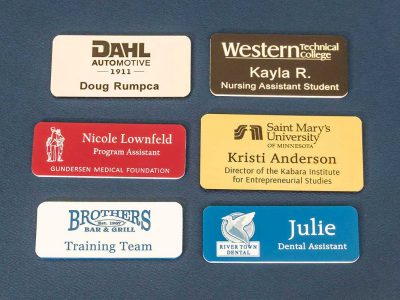 Professional Name Badges