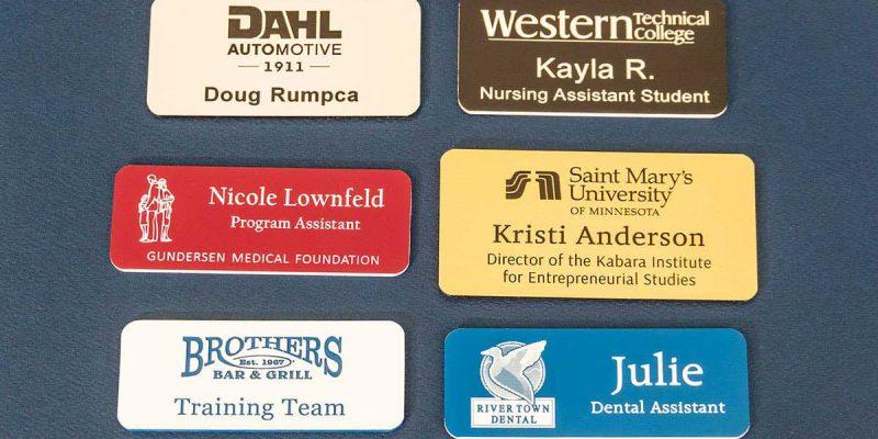 Professional Name Badges