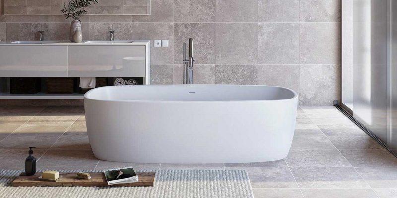 Right Bathtub
