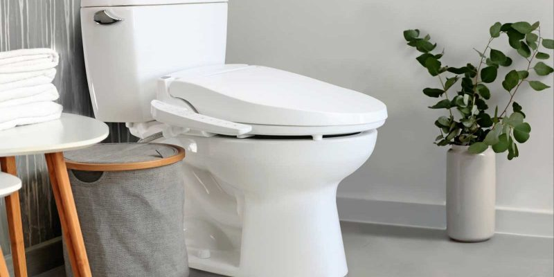 What are the parts inside a toilet called