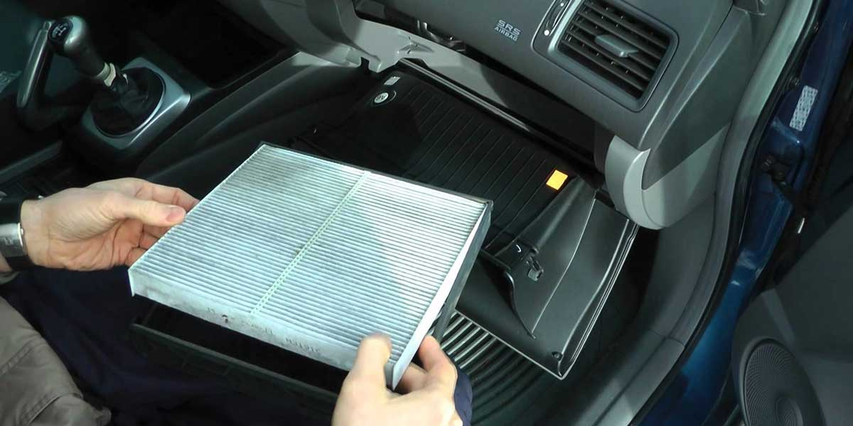 When To Change Your Car Cabin Air Filter