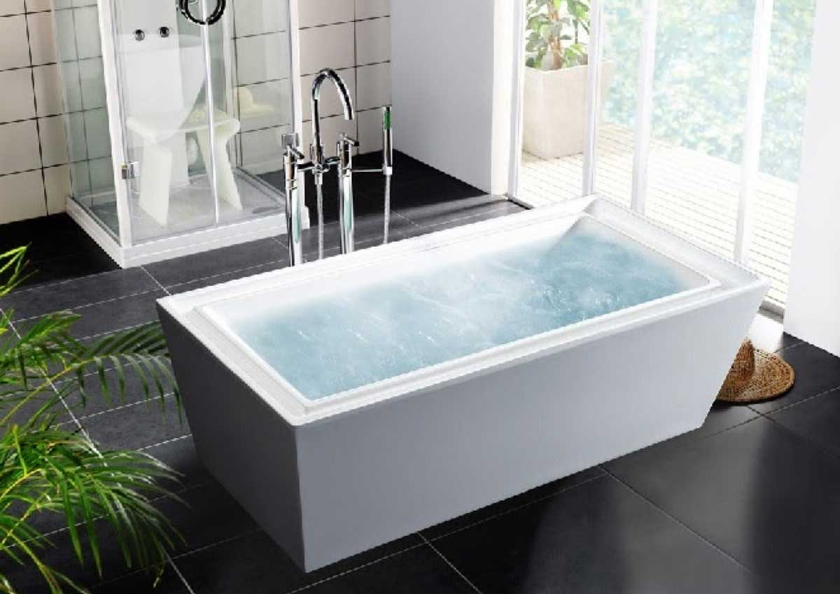 other more contemporary freestanding baths