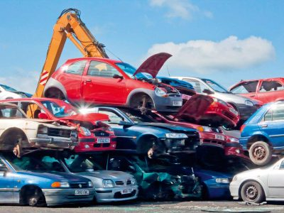 scrap car value