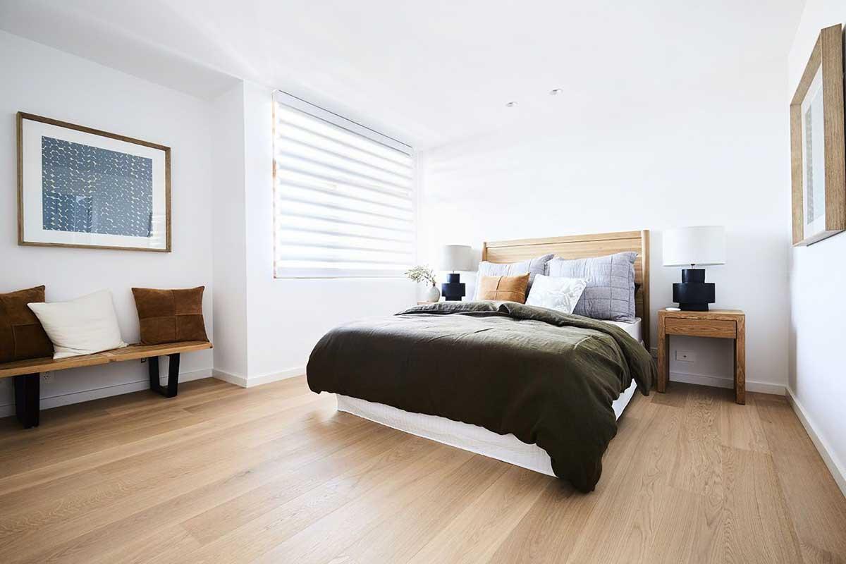 Bedrooms floors