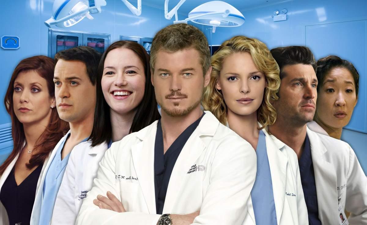 Cast of Greys Anatomy