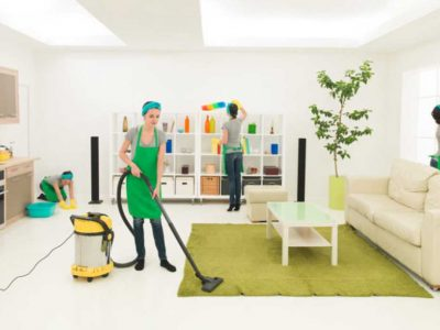 Home Deep Cleaning