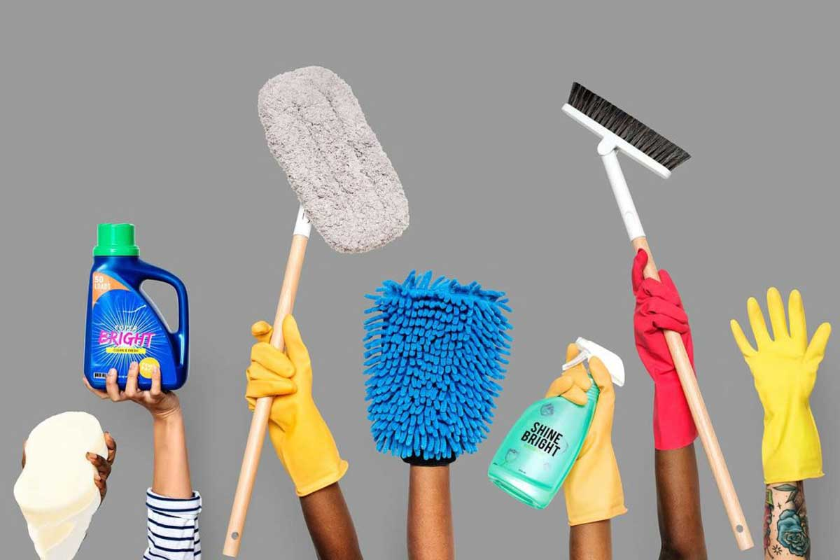 Home Deep Cleaning and Regular cleaning