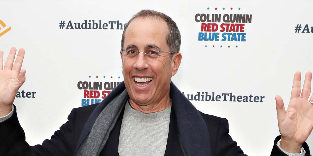 How much Jerry Seinfeld net worth