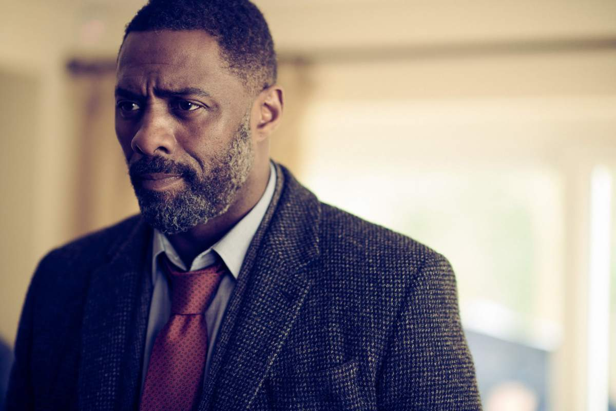 Luther Cast