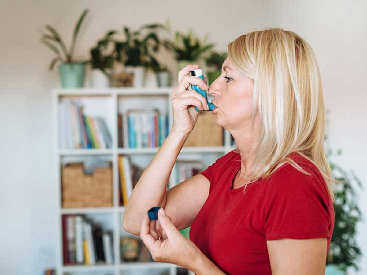 Medications for long-term asthma control