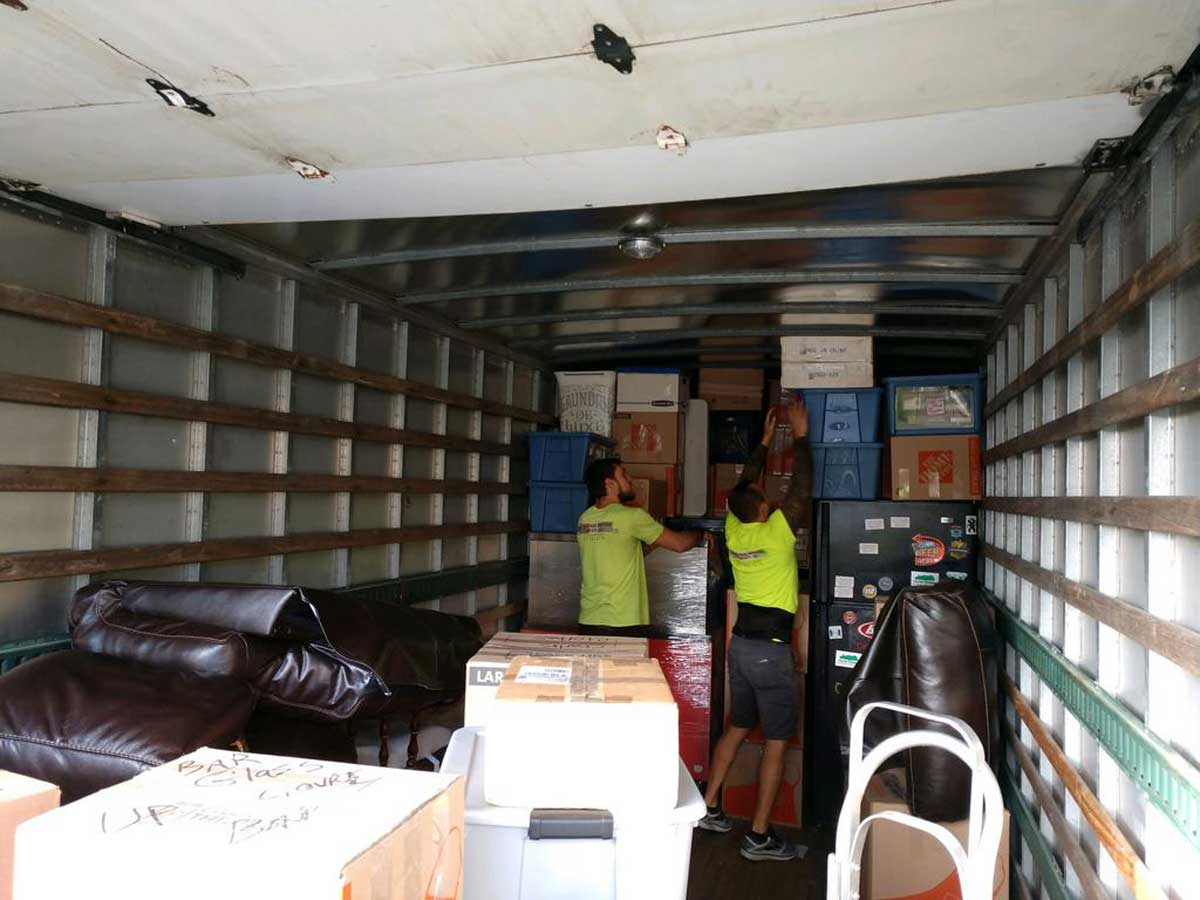 Moving Solutions with Professional Movers in