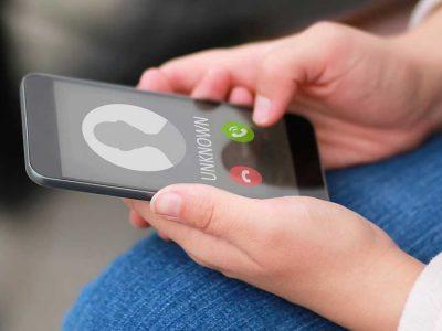 Receiving a Scam Call