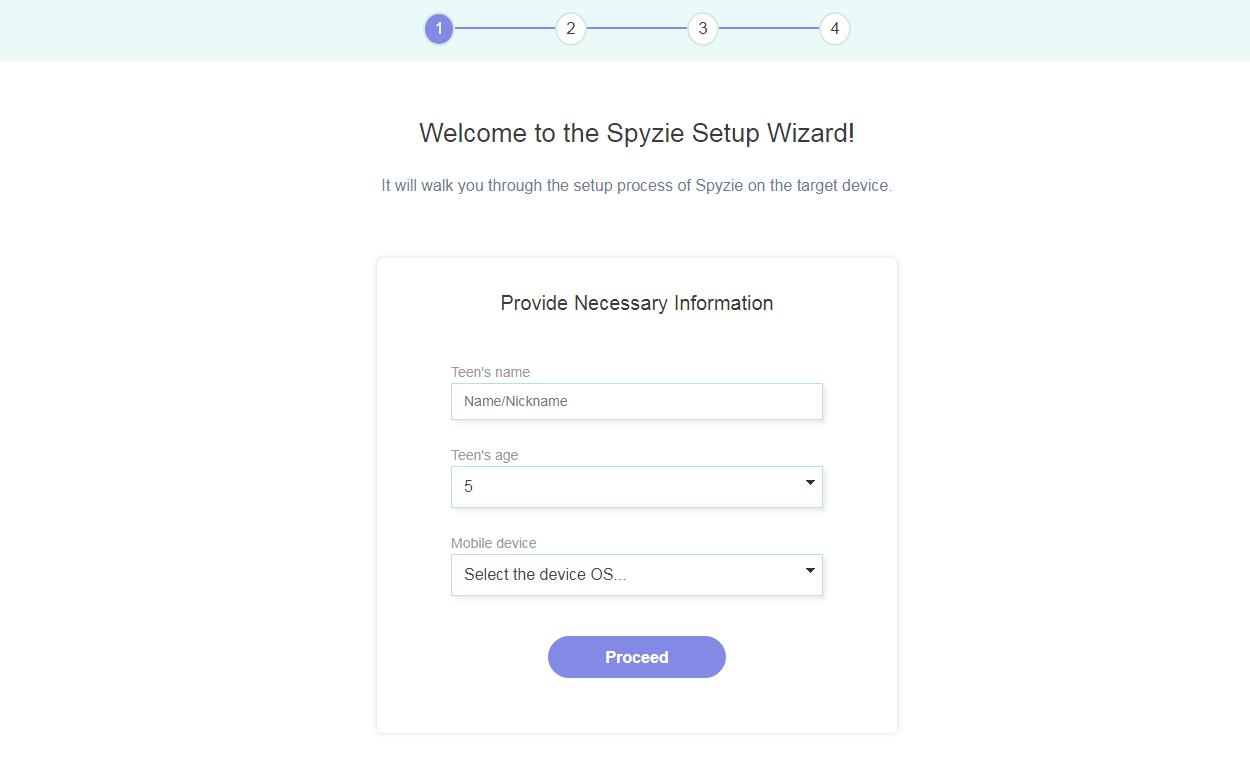 spyzie-select-device