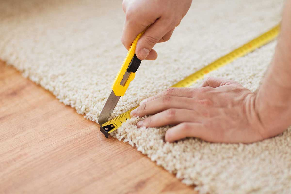 Fix your flooring and carpets