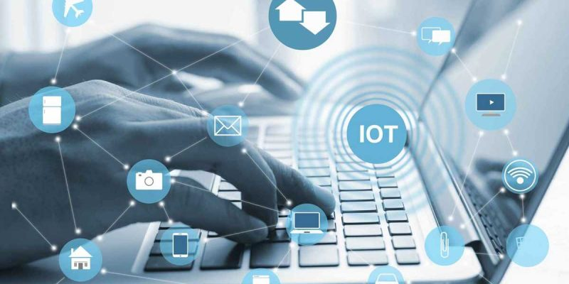 The IoT and Cyber