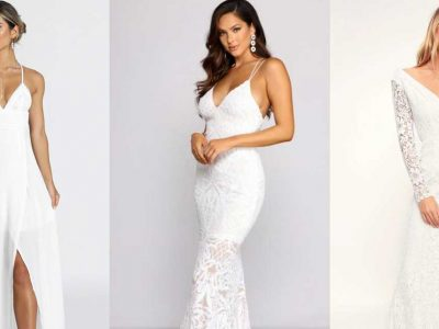 Top 3 Reasons To Buy White Dresses On Sale Over Any Other Dresses