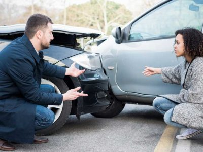 You Shouldn't Do After a Car Accident