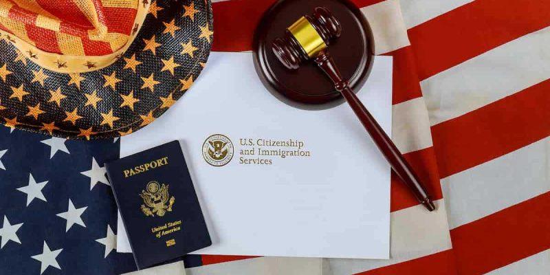 Applying for US citizenship
