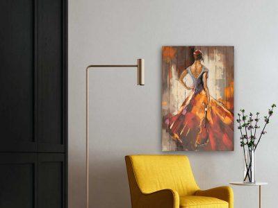 Attractive DIY Wall Art Ideas